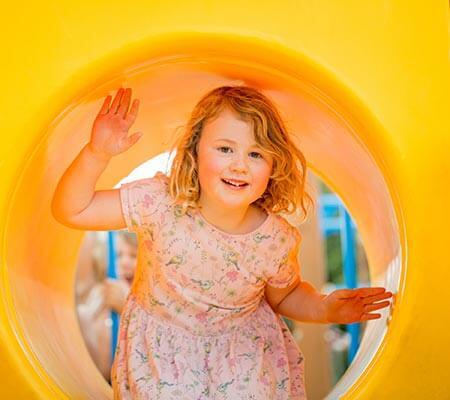 Playground at BIG4 Moruya Heads Easts Dolphin Beach Holiday Park