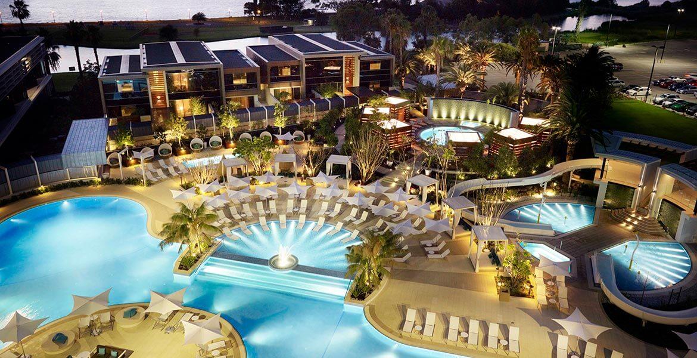 Pools at Crown Metropol Perth