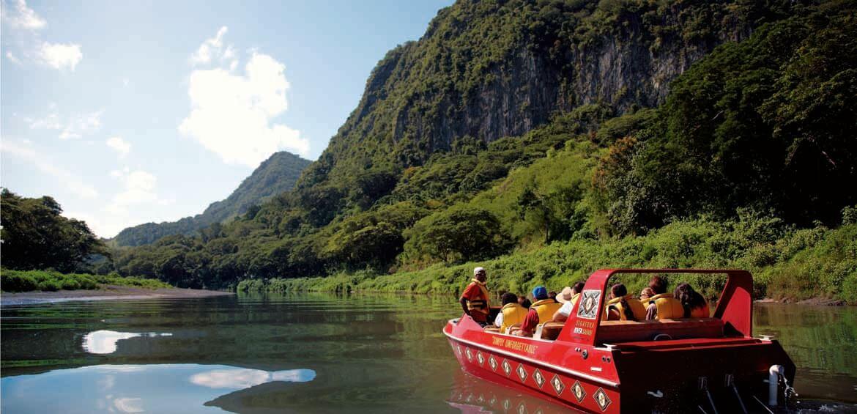Fiji, inland Fiji, Sigatoka River Safari