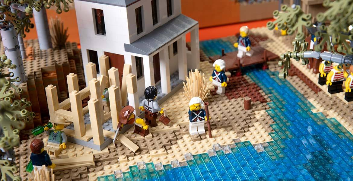 Brickman Cities Powdered by LEGO® is coming to Melbourne