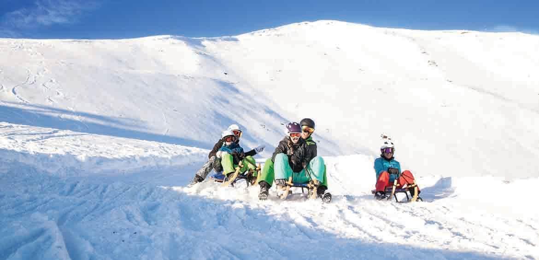 Wildkogel-Arena Neukirchen & Bramberg, Austria, snow activities