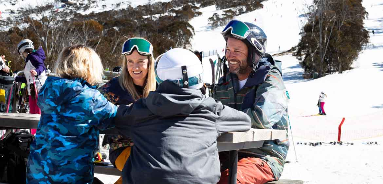 Thhredbo, snow, ski & snowboard