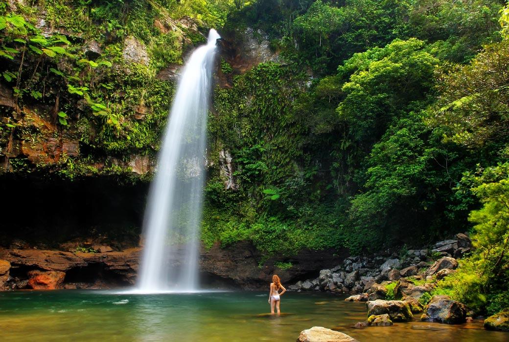 Lower Tavoro Waterfalls