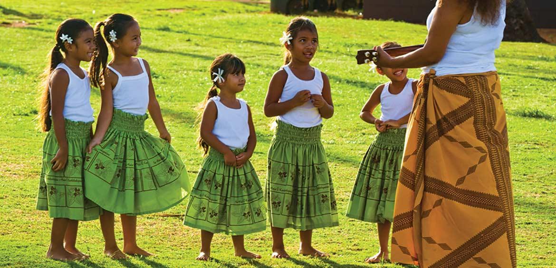 Sing and dance like Moana © Hawaiian Tourism Authority