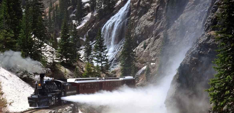 World's greatest rail journeys