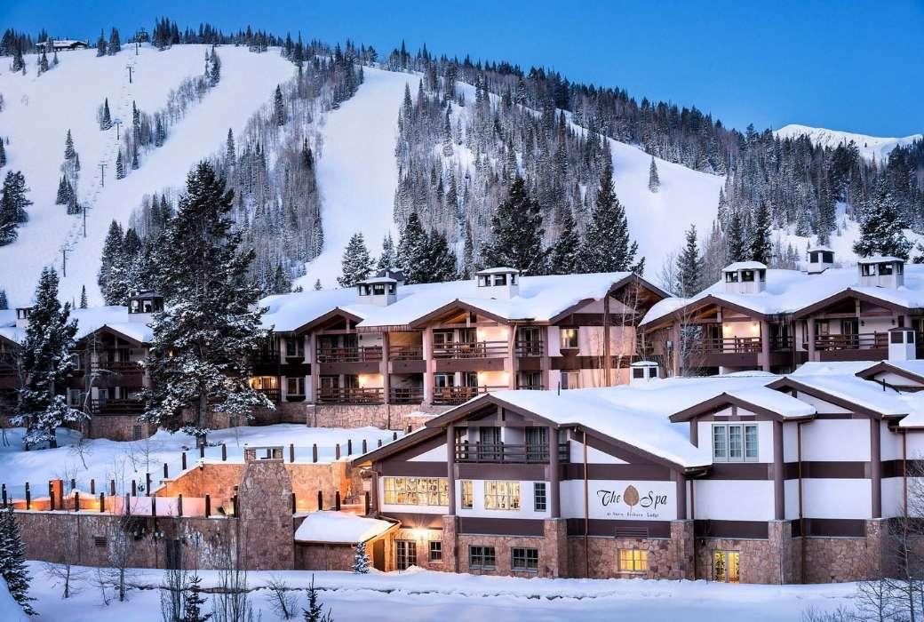 Stein Eriksen Lodge, Deer Valley, USA