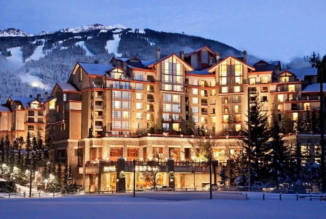 The Westin Resort & Spa, Whistler, Canada