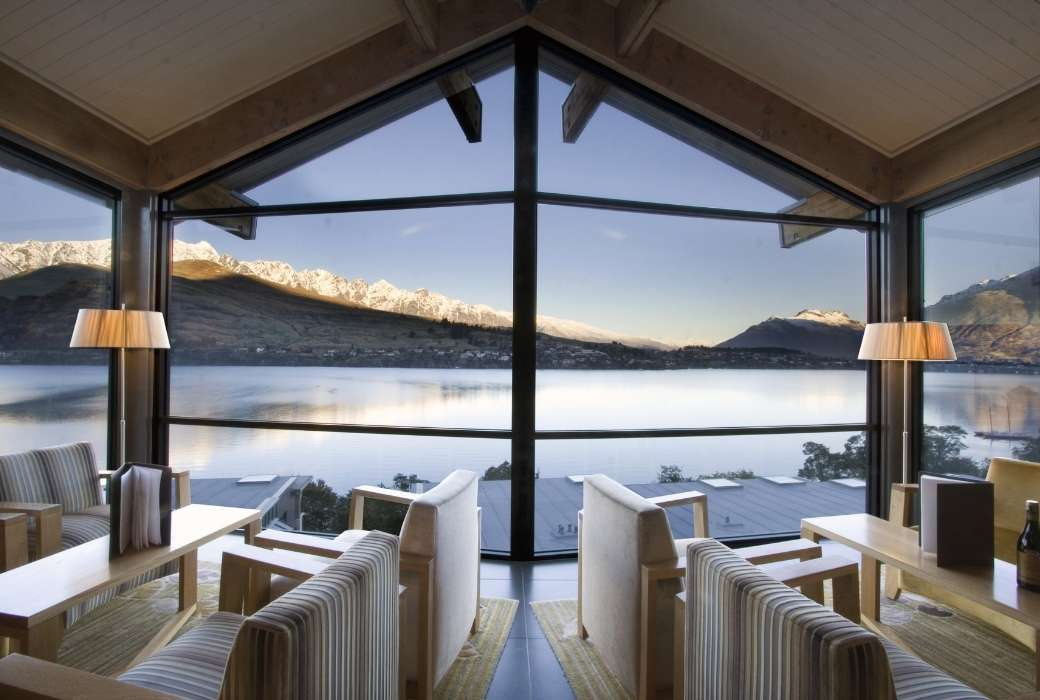The Rees Hotel, Luxury Apartments & Lakeside Residences, Queenstown, New Zealand