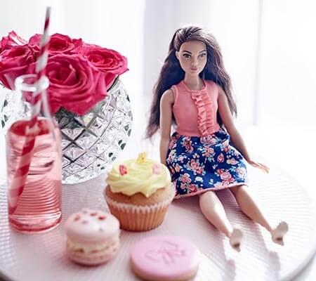 Barbie High Tea at The Langham, Melbourne