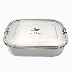 Biome Go Leak Proof Stainless Steel Reusable Containers
