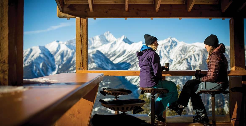 Cafe at Panorama Mountain Resort