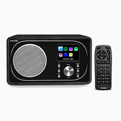 Evoke F3 Pure Digital Radios