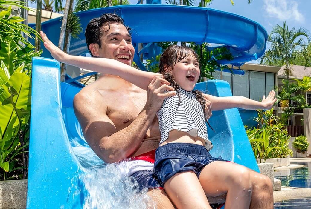 Family fun at Siam Adventure Club