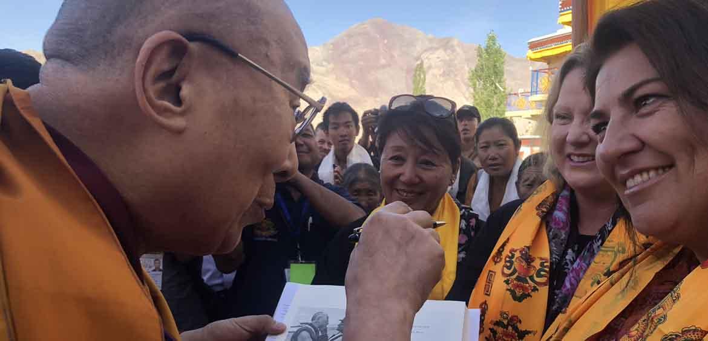 Dalai Lama, India