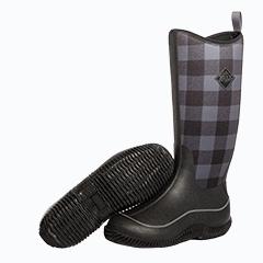 Hale Plaid Muck Boots