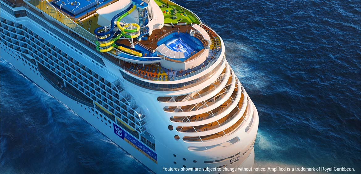 Voyager of the Seas® by Royal Caribbean