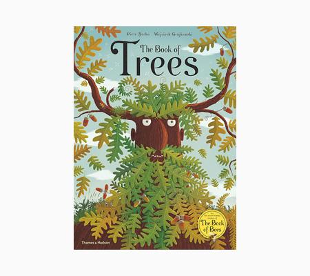 The Book of Trees by Piotr Socha and Wojciech Grajkowski