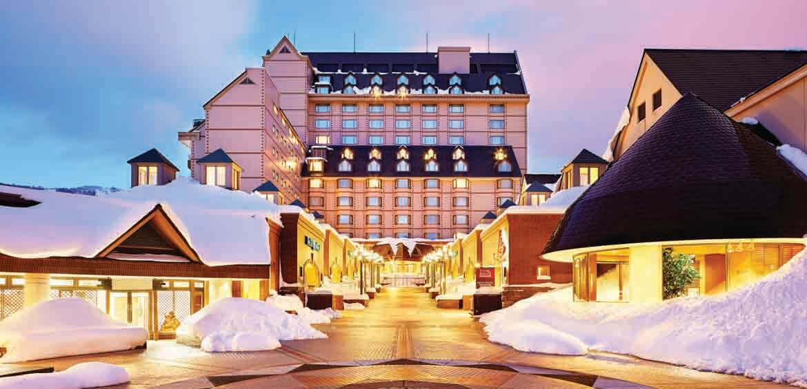 The Kiroro Tribute Portfolio Hotel, snow hotel, snow hotels