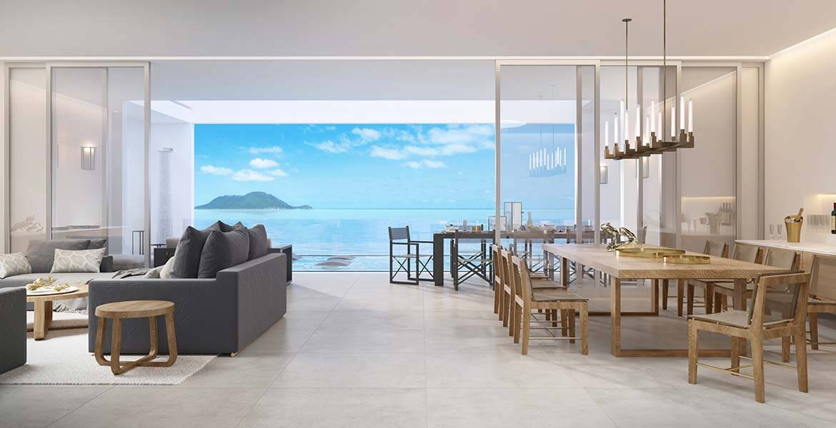 Three Bedroom Beachouse at InterContinental Hayman Island