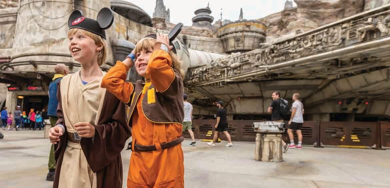 Star Wars: Galaxy's Edge, Disneyland , California