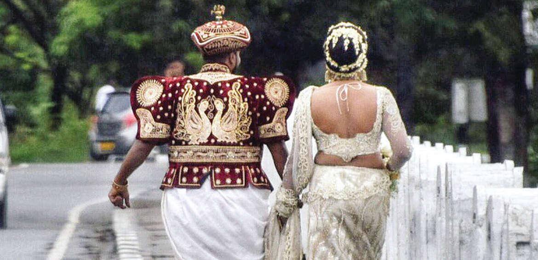 Wedding, Sri Lanka, Couple, Culture, India