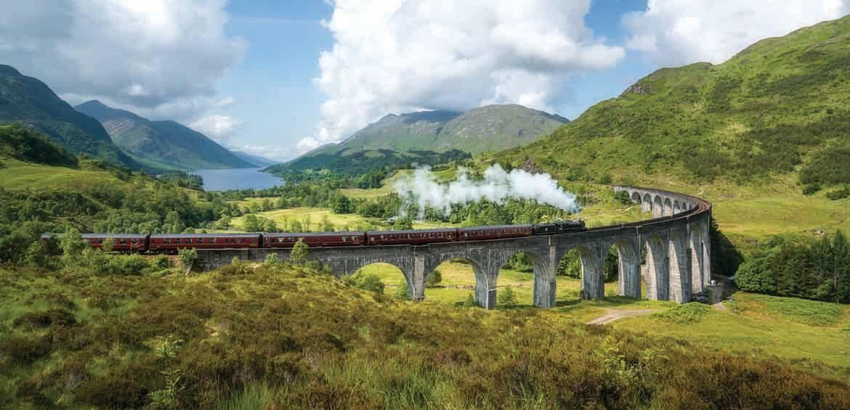 World's greatest train journeys, Scotland