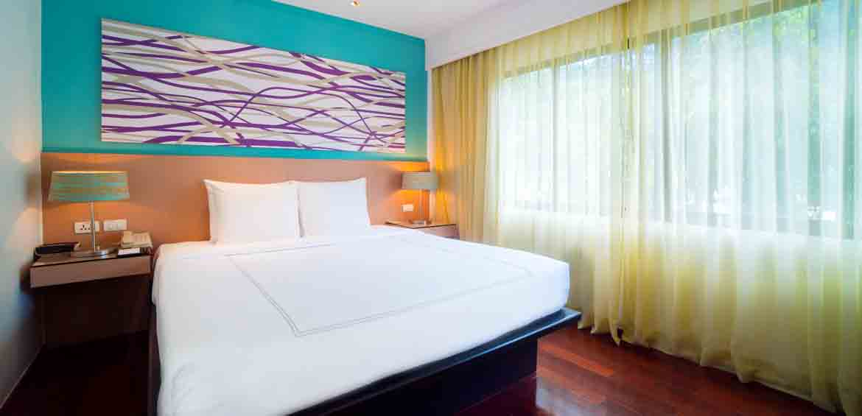 Swissotel Suites Phuket Kamala Beach, Novotel, Thailand