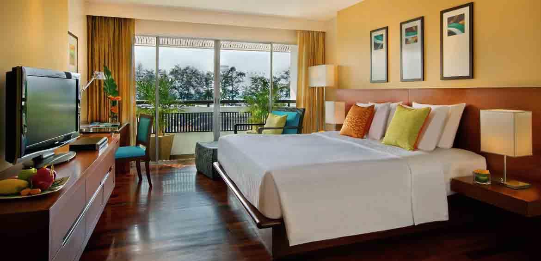 Swissotel Resort Phuket Patong Beach, Novotel, Thailand