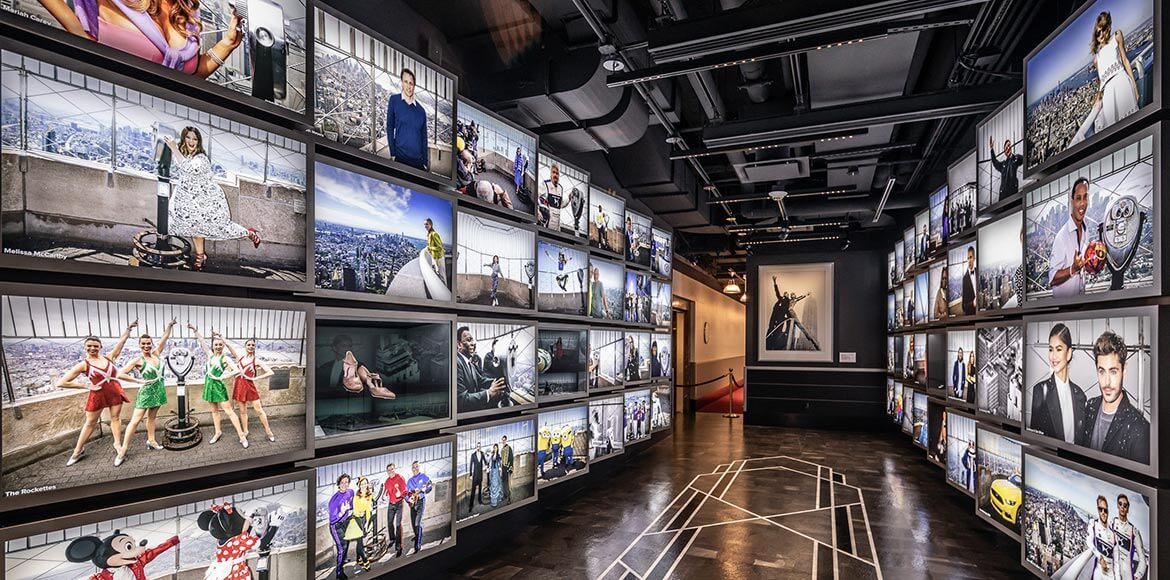 Empire State Building's new interactive museum