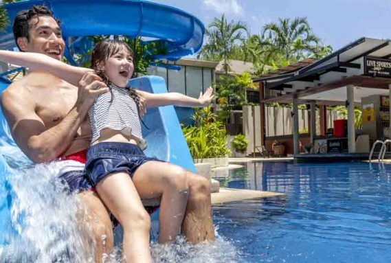 Novotel Phuket Surin Beach Resort, Thailand, Novotel