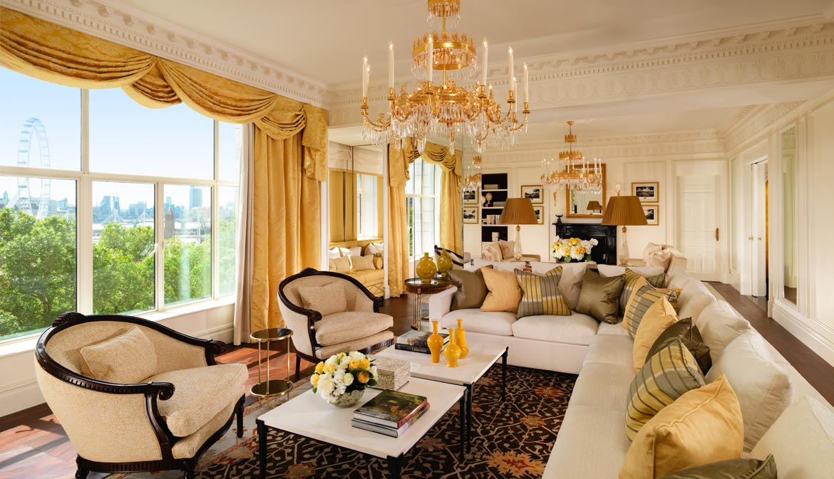 The Royal Suite, Savoy London