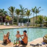 Escape to Merry Beach on a family beachside adventure