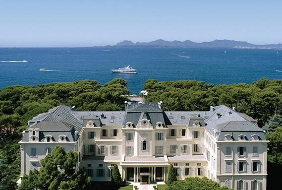 Hotel Du-Cap-Eden-Roc