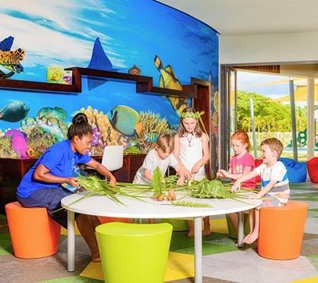 Kids Club at Fiji Marriott Resort Momi Bay