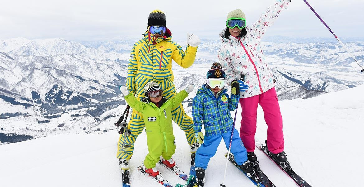 Kids ski free at Prince Hotels