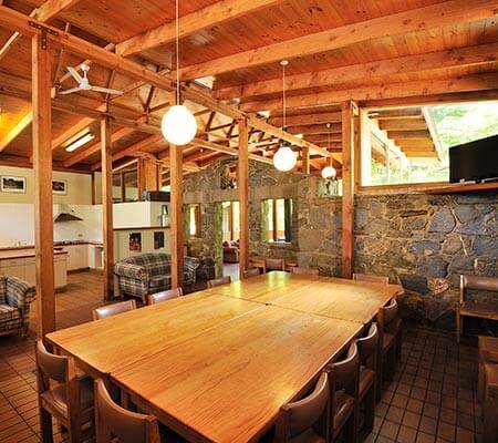 River Lodge Private Dorm Room