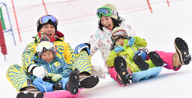 Ski School, Pandaruman playland