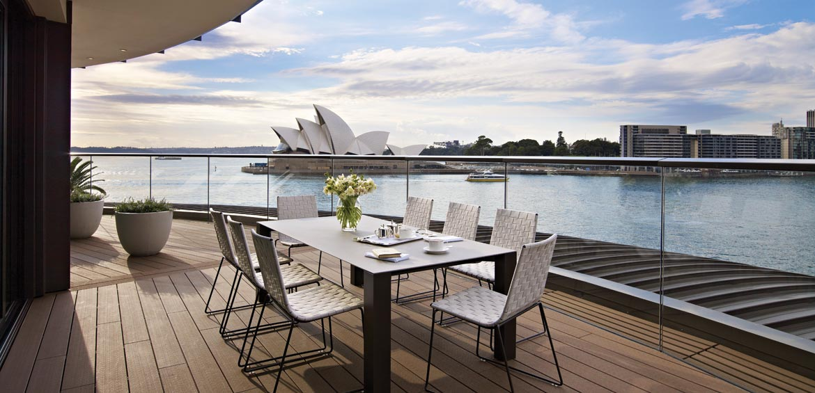 Sydney Suite at Park Hyatt Sydney