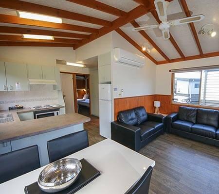 Two Bedroom Cedar Cabin