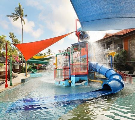Waterpark at Bali Dynasty Resort