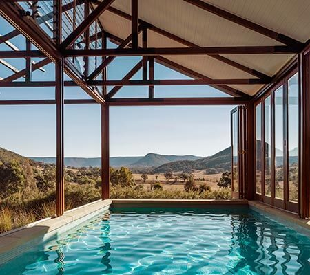 Wolgan Villa (Three-Bedroom Villa)