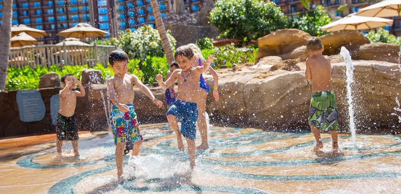 Keiki Cove at Aulani, A Disney Resort and Spa