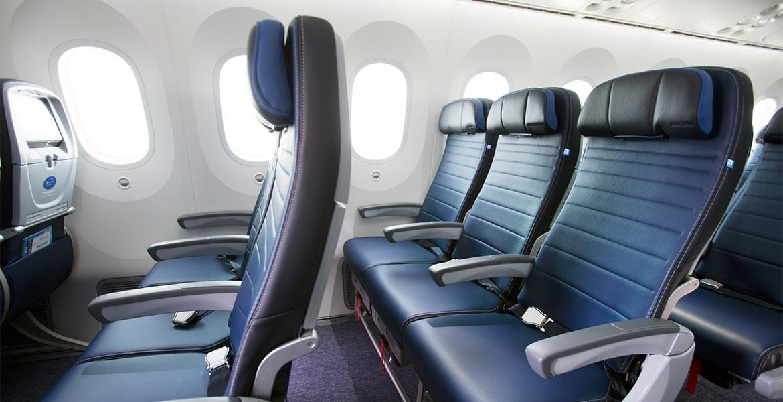 Economy Plus, United Airlines