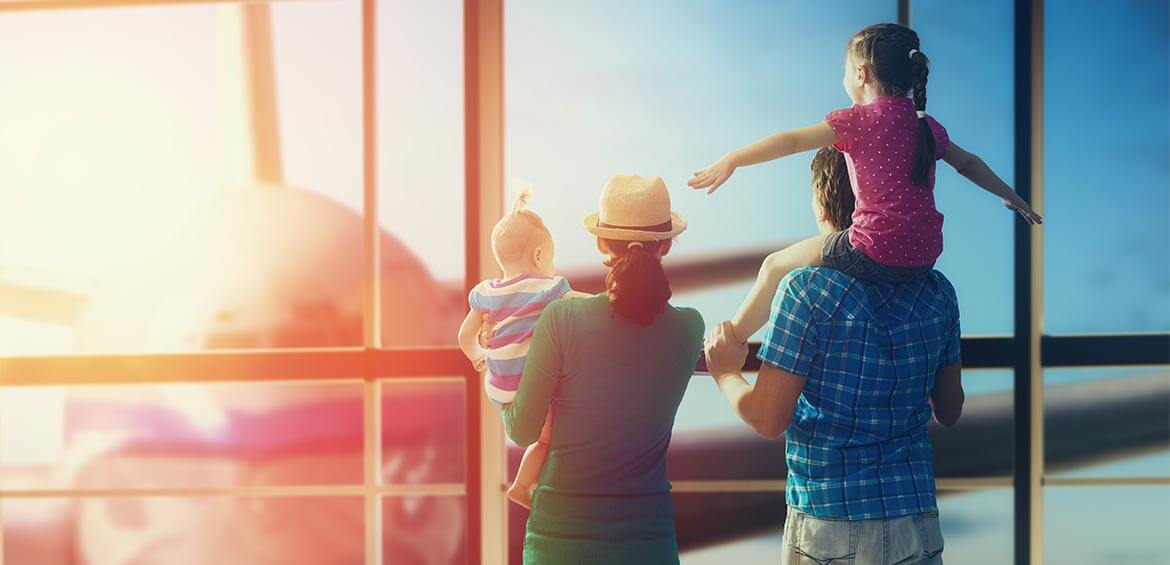 Family holiday with Starline Tours
