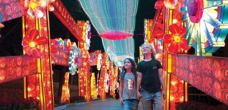 Lanterns in Guangzhou