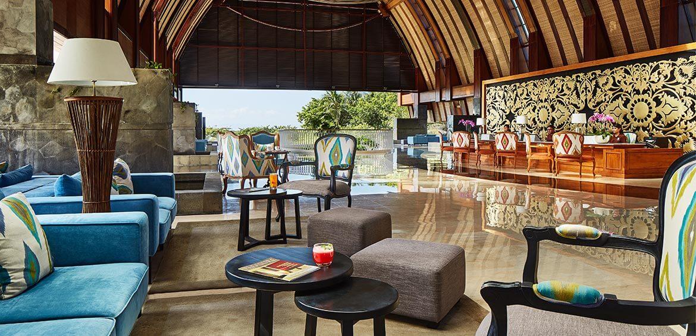 Lobby at INAYA Putri Bali