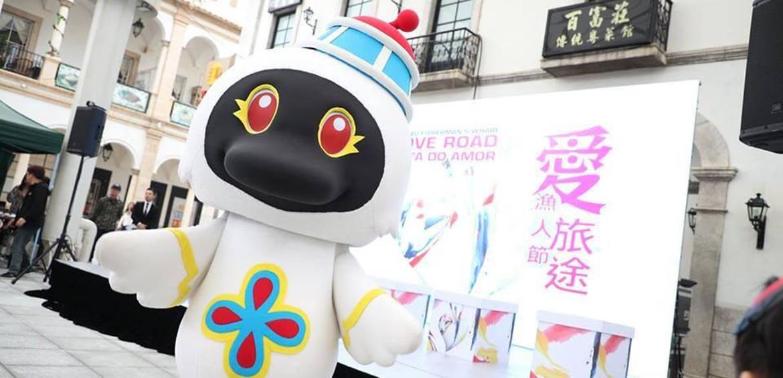 Macao loveable mascot Mak Mak