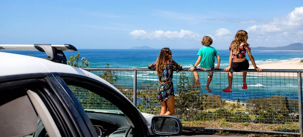 Amazing views are not far from Nambucca Heads Holiday Park