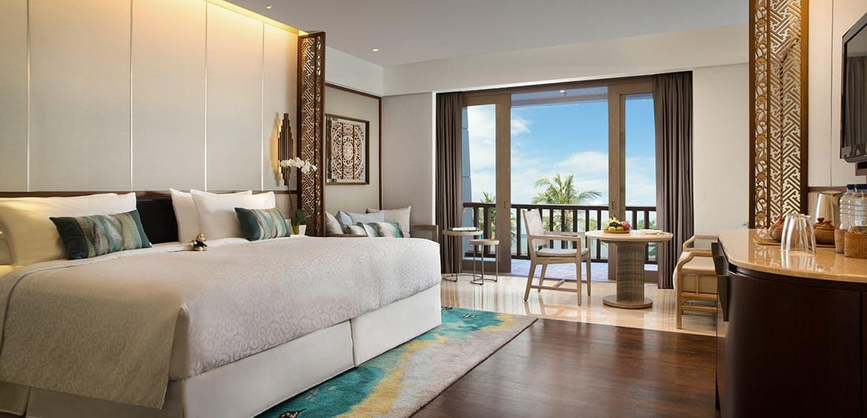 Premier Deluxe Ocean Holywood Twin, Conrad Bali