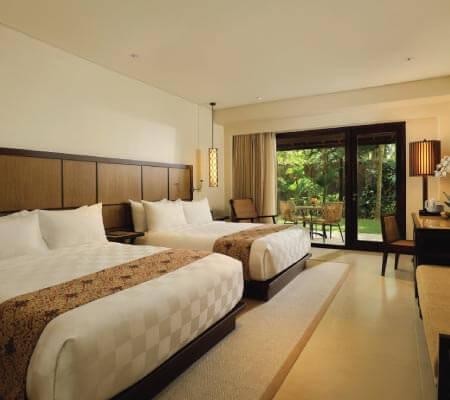 Premier Double at Padma Resort Legian